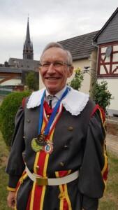 Vorsitzender Franz-Josef Sehr